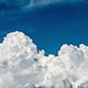 Beautiful Cumulus Clouds on Blue Sky 919 - VideoHive Item for Sale