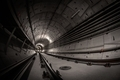 Underground tunnel for the subway - PhotoDune Item for Sale