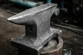 Steel anvil in a factory - PhotoDune Item for Sale