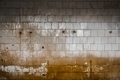 Old tiled wall of an industrial building - PhotoDune Item for Sale