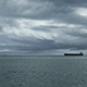 Cargo Ship Passes by the Town 925 - VideoHive Item for Sale