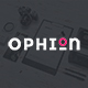 Ophion - Clean Unique HTML5 Template