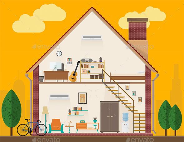 GraphicRiver Home 8925413