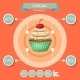 Cupcake Infographics Set - GraphicRiver Item for Sale