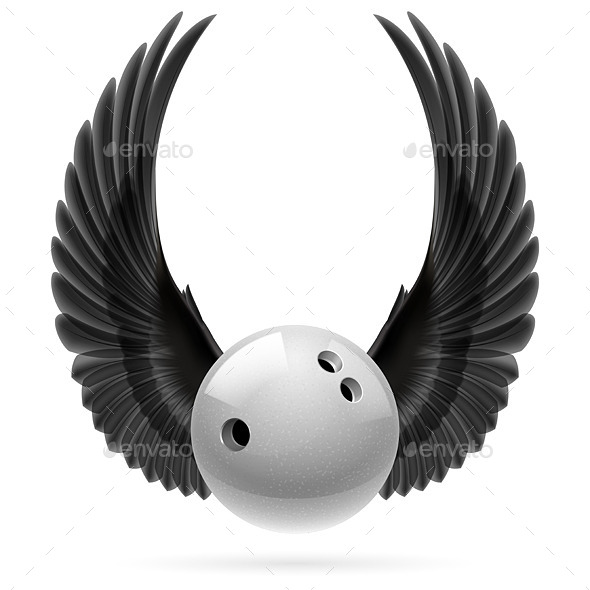 GraphicRiver Flying Ball 8925998