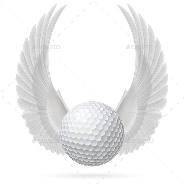 GraphicRiver Flying Ball 8926001