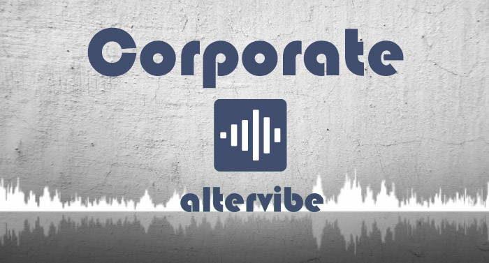 Corporate Music by AlterVibe