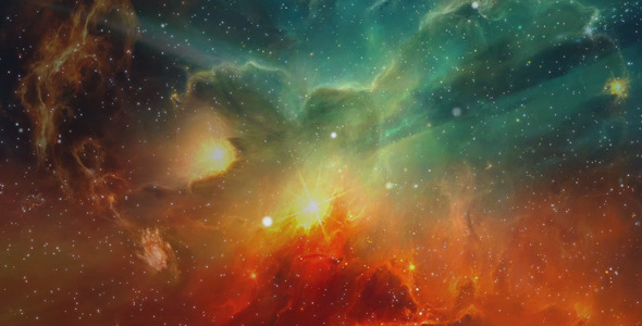 Beautiful Space Abstraction