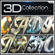 3D Collection Text Effects GO.5