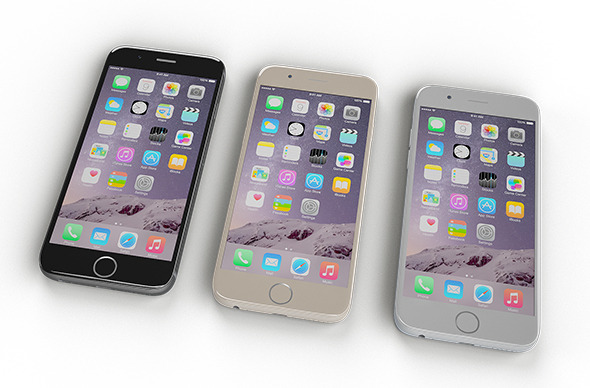 3DOcean iPhone 6 8927521