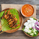 Malaysian chicken satay - PhotoDune Item for Sale