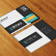 Modern Corporate Business Card AN0494 - GraphicRiver Item for Sale