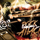 Rock Attack Mixtape Cover - GraphicRiver Item for Sale