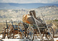 Old wooden wagon - PhotoDune Item for Sale