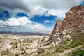 Ancient stony houses in Cappadocia - PhotoDune Item for Sale