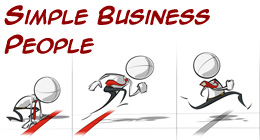 Simple Business People