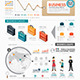Infographic Business World Template Design - GraphicRiver Item for Sale