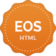 EOS - A Responsive Bootstrap 3 App Landing Page - ThemeForest Item for Sale