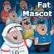 Fat Professions Mascot - GraphicRiver Item for Sale