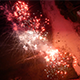 Real Fireworks from Copter - VideoHive Item for Sale