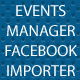 Events Manager Facebook Importer - CodeCanyon Item for Sale