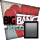 Tablet Big Bang Magazine - GraphicRiver Item for Sale