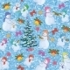 Seamless Christmas Background Vector - GraphicRiver Item for Sale