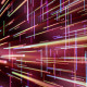 Light Streaks Moving - VideoHive Item for Sale