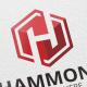 Hammond - Logo Template - GraphicRiver Item for Sale