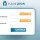 Login page  for Web Apps - Nice login boxes - GraphicRiver Item for Sale