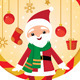 Cute Santa - GraphicRiver Item for Sale