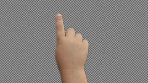 Gestures Child Hands