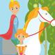 Fairy Prince and Princess - GraphicRiver Item for Sale