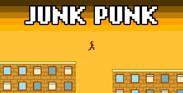 CodeCanyon Junk Punk 8888592