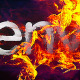 Fire Explosion Reveal - VideoHive Item for Sale