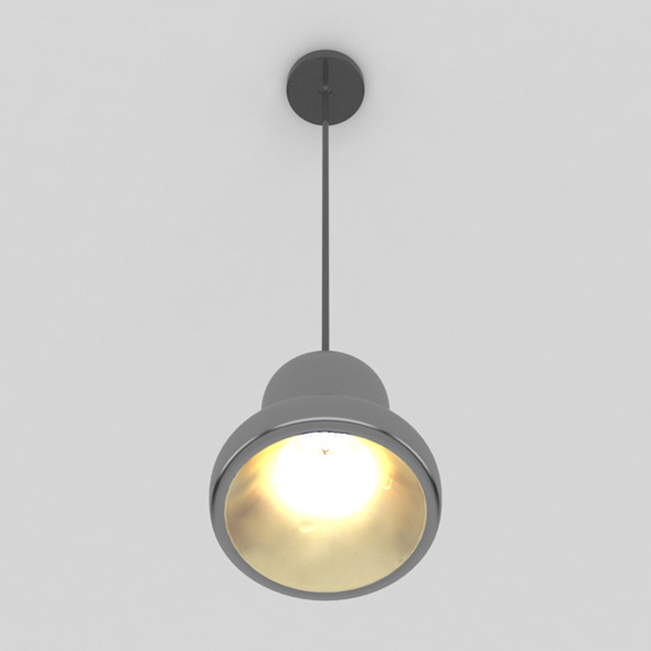 Pendant Lamp 1 - 3DOcean Item for Sale