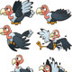 Cartoon Vulture - GraphicRiver Item for Sale
