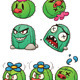 Cactus Characters - GraphicRiver Item for Sale