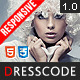 Dresscode - Responsive HTML Template - ThemeForest Item for Sale