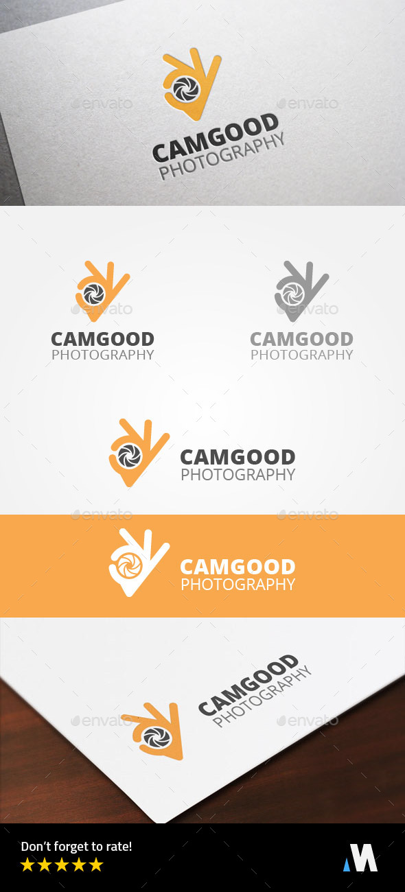 GraphicRiver Ok Camera or Good Photography 8936376
