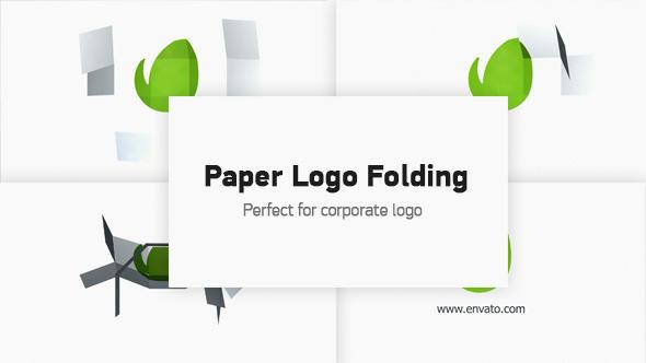 Logo Paper Folding