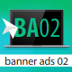 Banner ads 02 - ActiveDen Item for Sale
