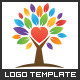 Life Tree - Logo Template - GraphicRiver Item for Sale