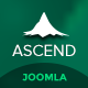 Ascend | Single Page Joomla Template - ThemeForest Item for Sale