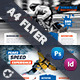 Adventure Flyer Templates - GraphicRiver Item for Sale