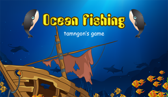 CodeCanyon Ocean fishing 8929241