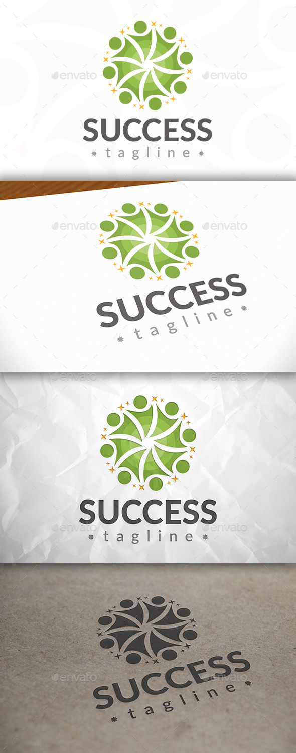 GraphicRiver Success Logo 8937693