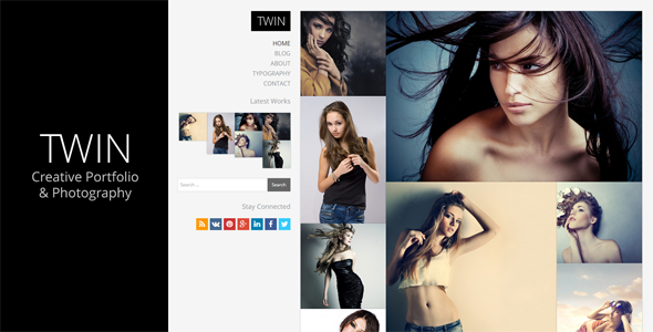 Twin Creative Portfolio and Photography