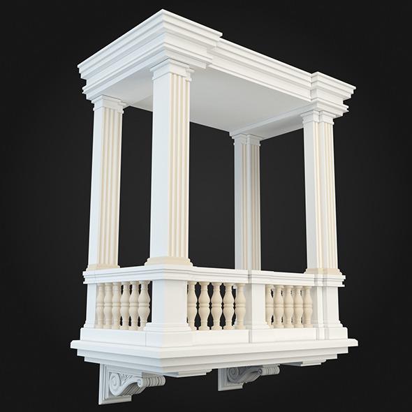 3DOcean Balcony 016 8938055