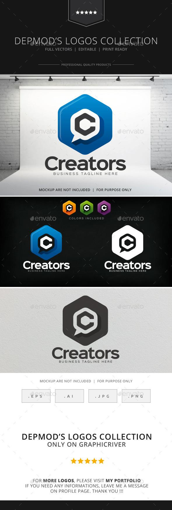 GraphicRiver Creators Logo 8938183